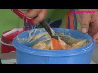 Терка Мандолина. Готовим дома. Швейцарский морковный торт от А Селезнёва. Тапервер