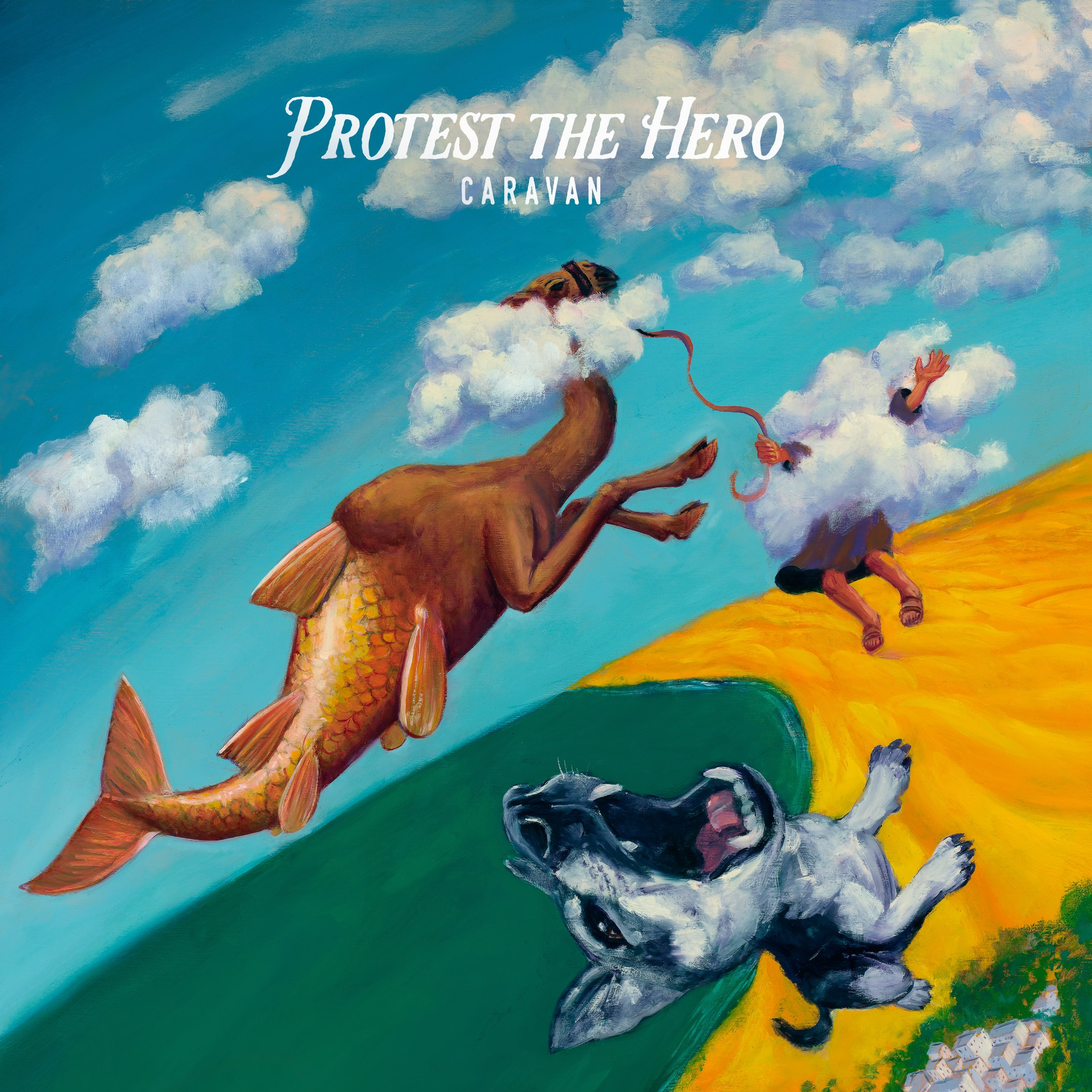 Protest the Hero - Caravan [single] (2016)