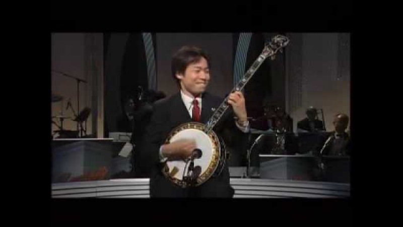 Banjo solo The World Is Waiting For The Sunriseby Ken Aoki
