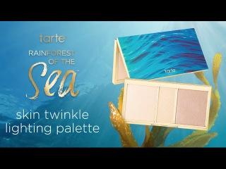 Палетка хайлайтеров Skin twinkle lighting palette от TARTE