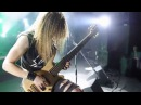 Nobody.one - Amazing bass guitar solo, live in Saint Petersburg