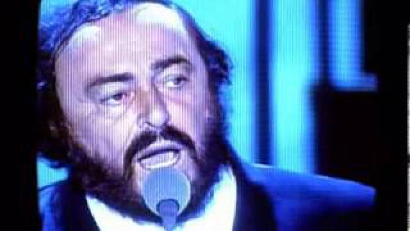 U2 L. Pavarotti | Miss Sarajevo Original Video