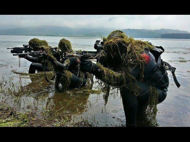 Specijalci Vojske Srbije, za njih ne postoje prepreke Serbian Army Special Forces