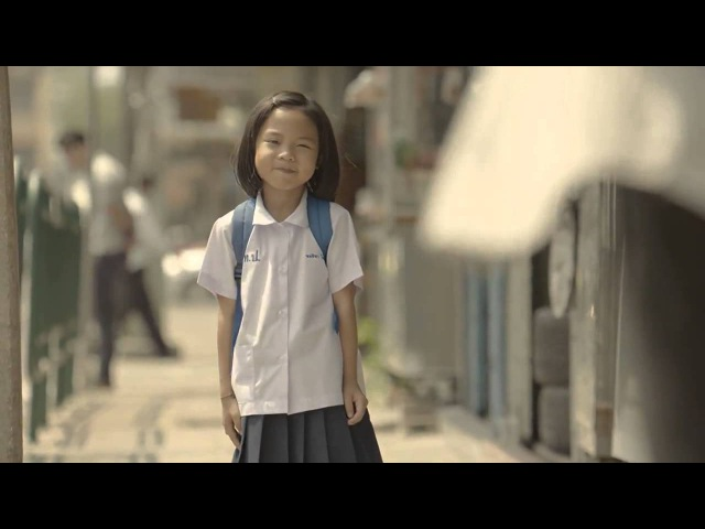 Creative ads touching heartwarming thai life insurance commercial