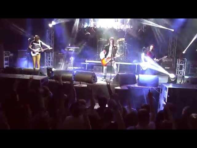 Scream Inc. - Unforgiven (Metallica cover) Live