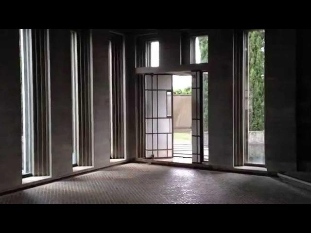 カルロ・スカルパ Carlo Scarpa / ブリオン・ヴェガ墓地 Cemetery Brion-Vega (Tomba Monumentale Brion) 1