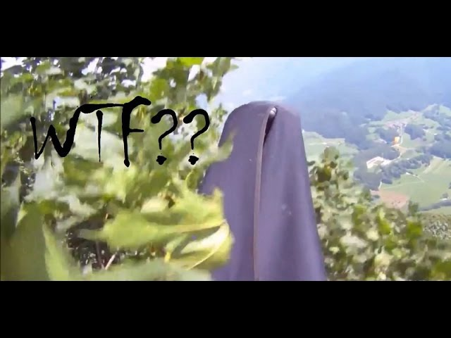 Epic paragliding fails/wins and crashes 3.
