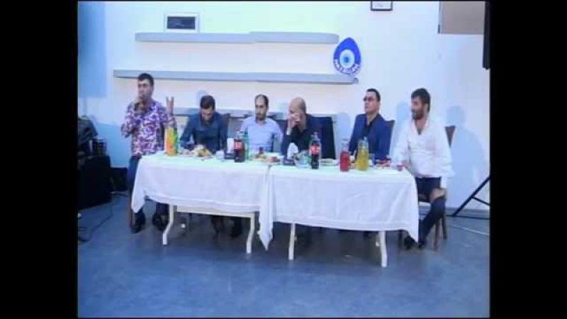 Meyxana 2015 Ay papanin gul balasi dur gedey Perviz, Resad, Rufet, Elsen, Mehman, Vuqar