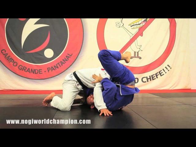 Jiu Jitsu Videos - Roberto Cyborg Abreu - New School Tornado - Jiu Jitsu Videos