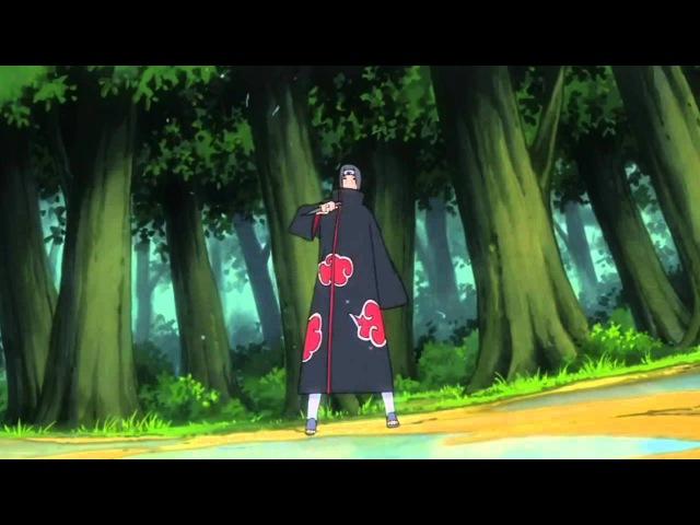 [naruto-portal.ru] Itachi vs Kisame OVA / Итачи против Кисаме OVA