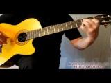 Следствие ведут Колобки на гитаре - муз. из мультфильма