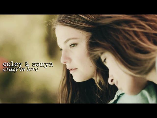 ► coley sonya | crazy in love