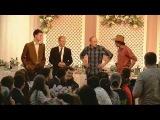Свадебный сценарий - Любовь / 16 мая 2015 / Церковь Спасение