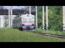 ЭР9Т-4055ЭР9Т-4009 рейсом 6306 Чернигов-Нежин.