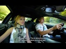 A hell of a ride Liri Farfus gets a taste of the Nordschleife