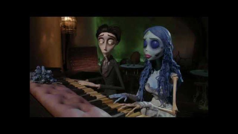 Tim Burton's Corpse Bride Piano Duet