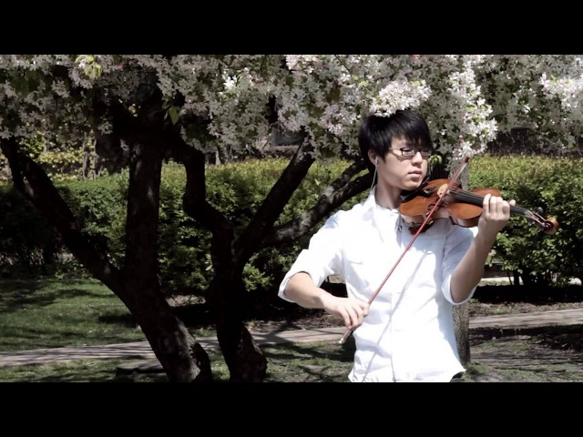 The Moon That Embraces the Sun [시간을 거슬러] - Jun Sung Ahn Violin Cover