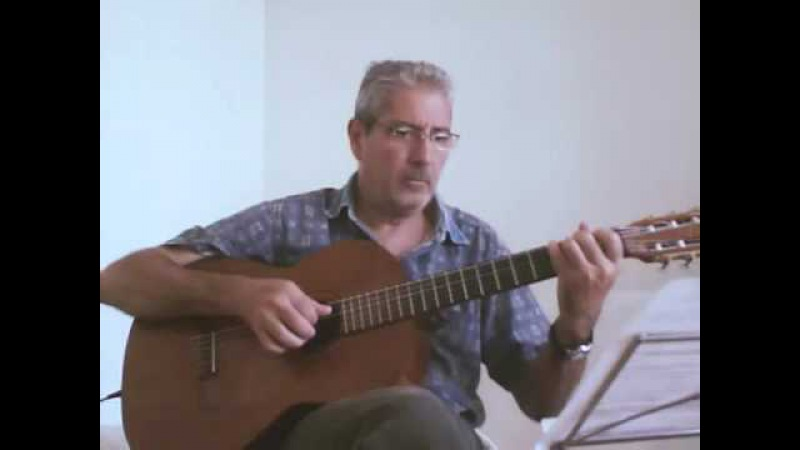 El condor pasa - acoustic guitar