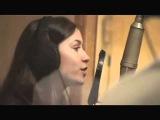 Adamo &amp Olivia Ruiz en studio - Ce Georges