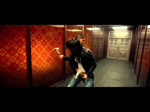 The Raid 2 Rama Vs. Hammer Girl Baseball Bat Man Fight Scene [HD]
