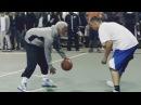 Звезды NBA переодетые в стариков в игре bonus HD