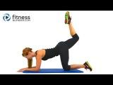 Жиросжигающая тренировка пилатес + высокоинтенсивное интервальное кардио. Fat Burning HIIT Pilates Workout - 35 Minute Pilates and HIIT Cardio Blend