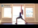 Кардио + подтянутая попа. Высокоинтенсивная интервальная тренировка. HIIT Cardio Sweatfest Butt and Thigh Workout
