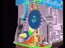 Двигатель ВАЗ 2101 07 Конструкция, сборка, принцип работы и смазки двигателя Видео на RuTube