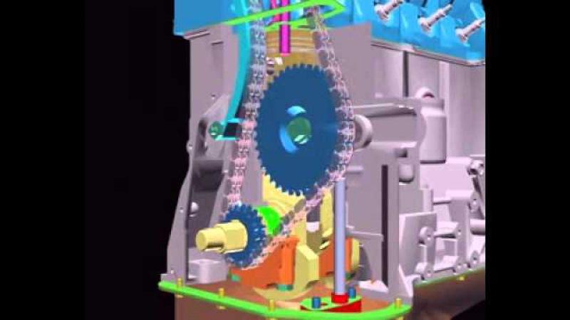 Двигатель ВАЗ 2101 07 Конструкция сборка принцип работы и смазки двигателя Видео на RuTube смотреть онлайн без регистрации