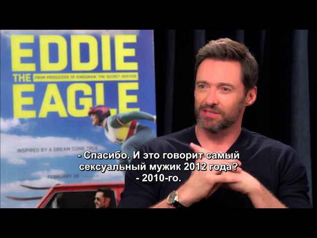 Deadpool Interviews Wolverine Ryan Reynolds Hugh Jackman Russian subtitles