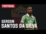 Gerson ► Welcome to A.S. Roma 2016 | HD