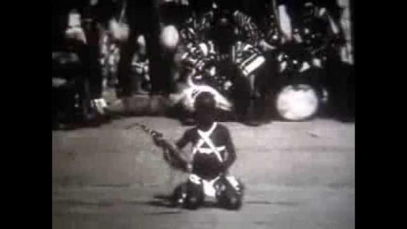 Ритмы Африки. Картина Мира