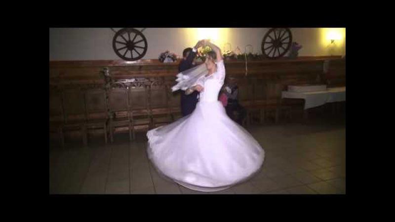 Перший танець Івана та Крістіни (с. Ракошино)