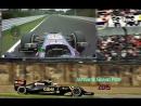 Формула 1. Гран При Японии 2015. Страшная авария Даниила Квята в Квалификации.