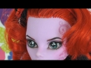 Обзор куклы ООАК Монстер Хай Ария (Create By Марина Гридина)