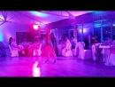 Танец-поздравление на свадьбе