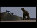 Динозавр Dinosaur 2000 Создание Удаленные сцены 3