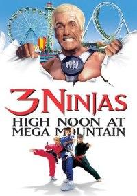 Los tres pequeños ninjas -IV