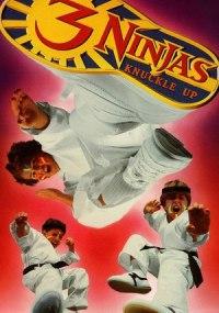 Los tres pequeños ninjas -III