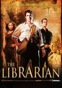 El Bibliotecario 1: En busca de la lanza perdida  (The Librarian: Quest for the Spear) ()