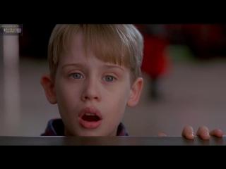 Один дома-2  1992.(комедия, семейный)