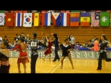ADSF Asian Youth U21 Championships Latin QuaterFinal Cha. Taipei