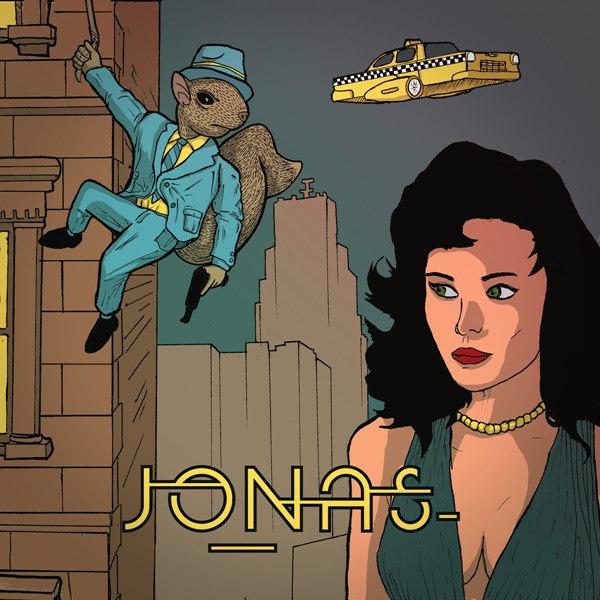 Jonas - Vertige [EP] (2015)