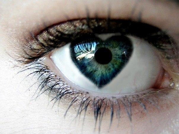 глаза на аву: