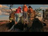 Мадагаскар 2Madagascar Escape 2 Africa (2008) Фрагмент (дублированный)  Ловушка для туристов
