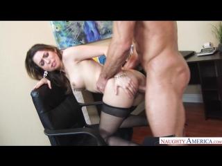 секс на работе на перерыве с секретаршей в кабинете