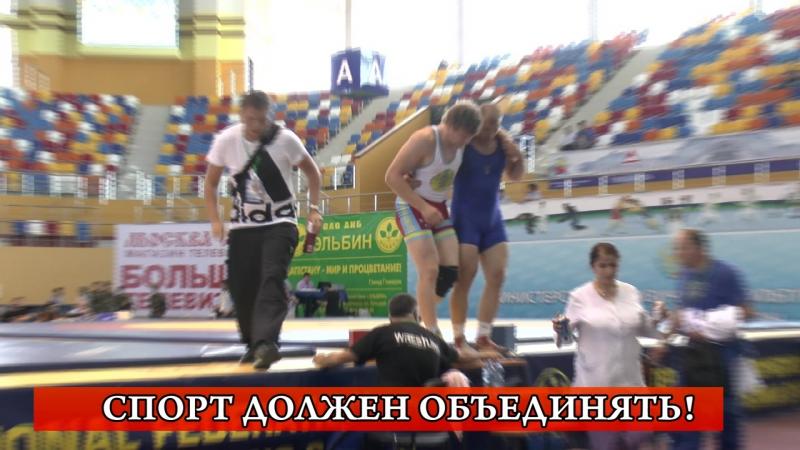 Красивый жест Александра Хоцяновского