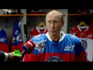 Владимир Путин рассказал о победах и поражениях