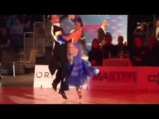 Francesco Galuppo - Debora Pacini   Final Quickstep   Finland Open 2016 Grand Slam