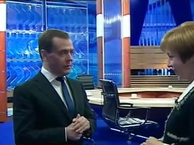 Медведев выдал гостайну - инопланетяне среди нас!
